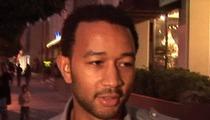 John Legend -- Rigorous Travel Schedule Leads to ER Trip