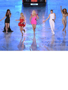 Star Send-Off: 2012 Olympics Close With Spice Girls!