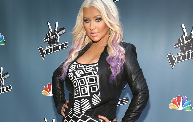 "Christina Aguilera Discusses Her Departure from ""The Voice"""