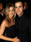 Justin and Jen Get Engaged -- See the Many Men She's Dated!