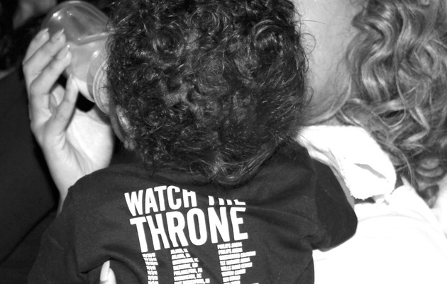 Beyonce Shares a New Blue Ivy Photo!