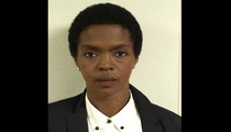 Lauryn Hill's Mug Shot -- Can't Take My ANGRY Eyes Off You!