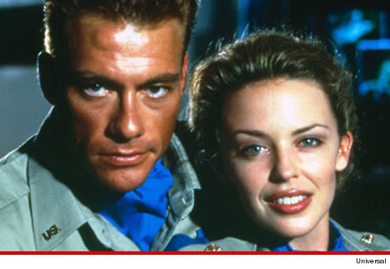 > Jean-Claude Van Damme: I Had an Affair With Kylie Minogue ... in 1994 - Photo posted in The TV and Movie Spot | Sign in and leave a comment below!