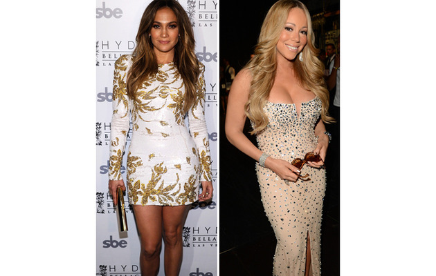 "Jennifer Lopez Talks Mariah Carey on ""American Idol!"