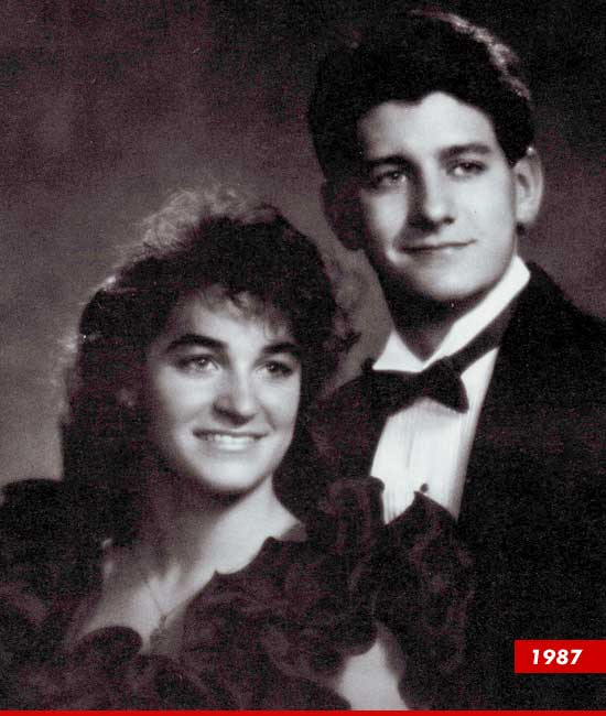 Paul Ryan high school photo.