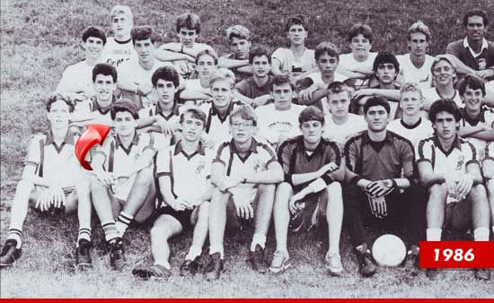 Paul Ryan high school soccer photo