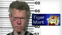 Randy Travis Arrest -- Cops Seize Naked Security Footage