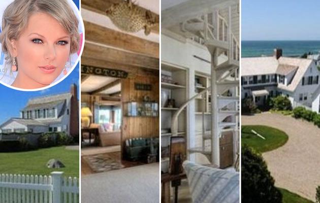 Taylor Swift Buys Cape Cod Home Near Kennedy Boyfriend