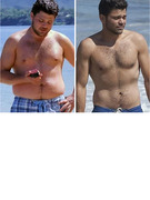 &#039;Entourage&#039; Star Goes Shirtless After Weight Loss!