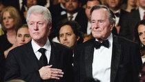 Clinton vs. Bush: Who'd You Rather?
