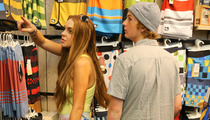 Lindsay Lohan Goes on $3,000 Shopping Spree ... SURF'S UP