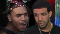 Chris Brown, Drake Sued in Nightclub Brawl -- You Guys Started It