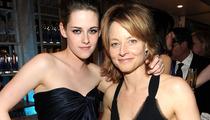 "Jodie Foster Stands Up for ""Panic Room"" Costar Kristen Stewart"