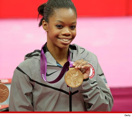 0815 gabby douglas getty 3 Gabby Douglas    College Kid Took My Nickname