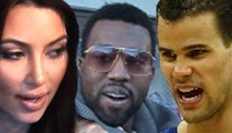 Kim Kardashian -- I'm NOT Asking for a Divorce So I Can Marry Kanye West