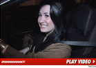 Demi Lovato -- I've SEEN A GHOST!!!!!!!