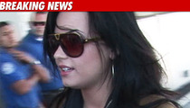 Demi Lovato -- I Began Cutting Myself at Age 11