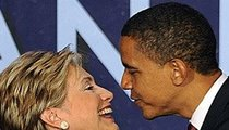 Barack Gives Hillary the Kiss-Off