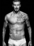 David Beckham: Back In His Underwear for H&amp;M!
