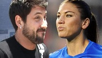 Maksim Chmerkovskiy -- Hope Solo is LYING ... I Never Slapped Her