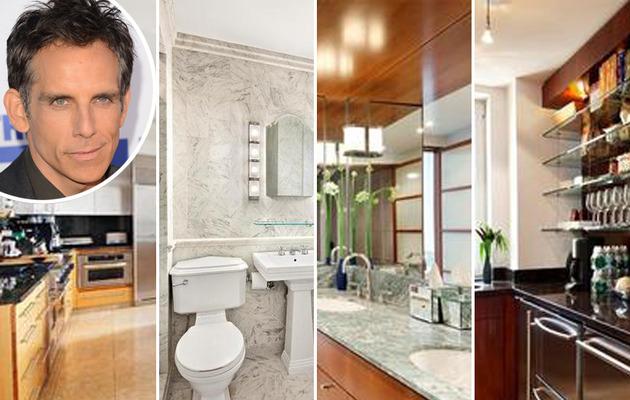 Ben Stiller Lists Deluxe New York Duplex!