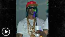 2 Chainz Wears 3 Chains -- Needed a Chainz of Pace