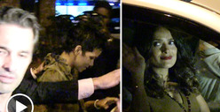 Salma Hayek -- Halle Berry&#039;s Expert Witness in Custody Fight