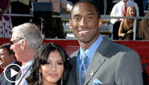 Kobe Bryant's Wife Vanessa -- Only Champs Can Get In My Pants