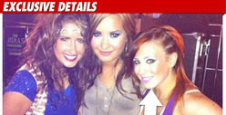 The Girl Demi Lovato Punched
