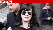 Lovato's Rep: She's NOT in Treatment for Drugs!