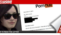 Porn Co. -- We Want Demi's Hypothetical Sex Tape!