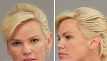 Colleen Shannon -- Playboy Playmate ARRESTED for Smuggling Man into U.S.