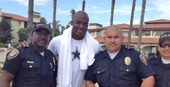 Dallas Cowboys -- Cops Charge $25,000 for Training Camp