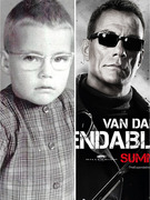 See The Expendables 2 Stars Before They Were Super Buff and Super Famous!