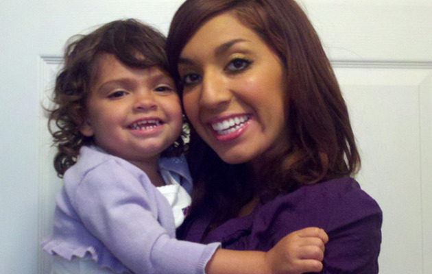 """Teen Mom"" Star Farrah Abraham Releases Music Video"