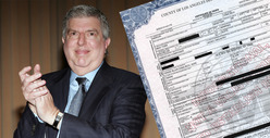 Marvin Hamlisch Death Certificate -- Composer Died From Lung Failure