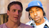 Ryan Lochte -- Jeah! Copyright Battle Looming with Compton Rapper