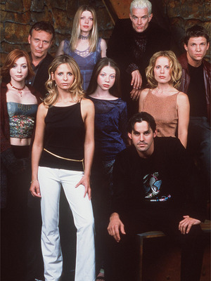 """Buffy the Vampire Slayer"" -- 10 Years After Series Finale!"