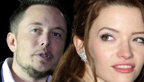 PayPal Founder Elon Musk -- My Wife Gets JACK SQUAT in the Divorce