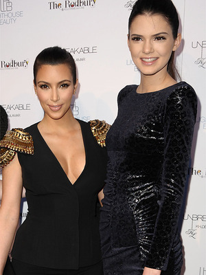 Kendall Jenner Follows In Kim Kardashian's Footsteps -- See How!
