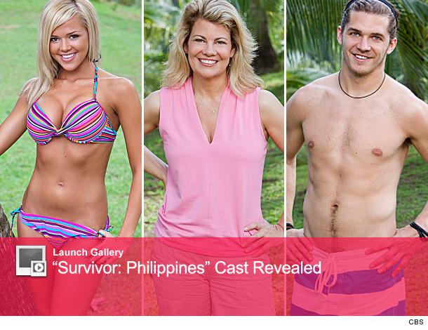 Celebrity survivor philippines cast ranking