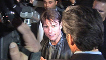 Tom Cruise Crushed By Tony Scott's Death -- 'My Deepest Sorrow'