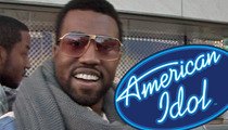 Kanye West In 'American Idol' Talks
