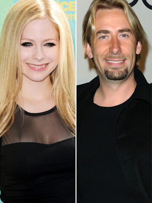 Avril Lavigne and Chad Kroeger Engaged!