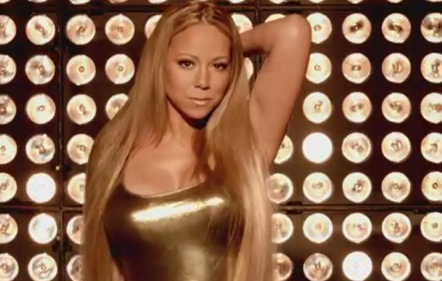 New Video: Mariah Carey Shows Off Her Body and Ring Girl Skills!