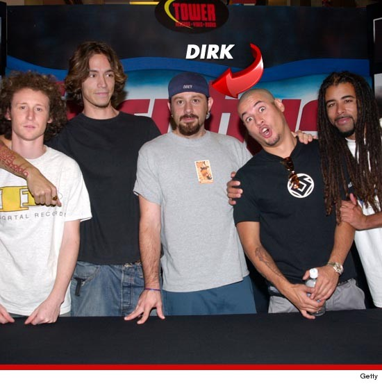 Dirk Lance – the original bassist for the band Incubus – is about