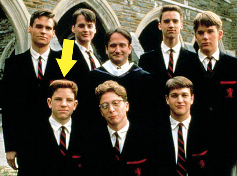"Dylan Kussman is best known for playing student Richard Cameron, opposite Robin Williams, in the 1989 film ""Dead Poets Society."""