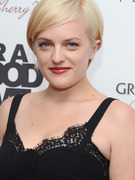 """Mad Men"" Star Elisabeth Moss Goes Blonde!"