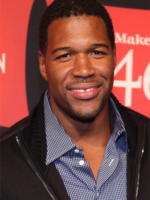 Michael Strahan Expected to be Named Co-Host of &quot;Live!&quot; with Kelly Ripa