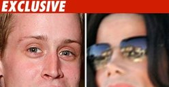 Macaulay Culkin Plans to Attend MJ's Funeral